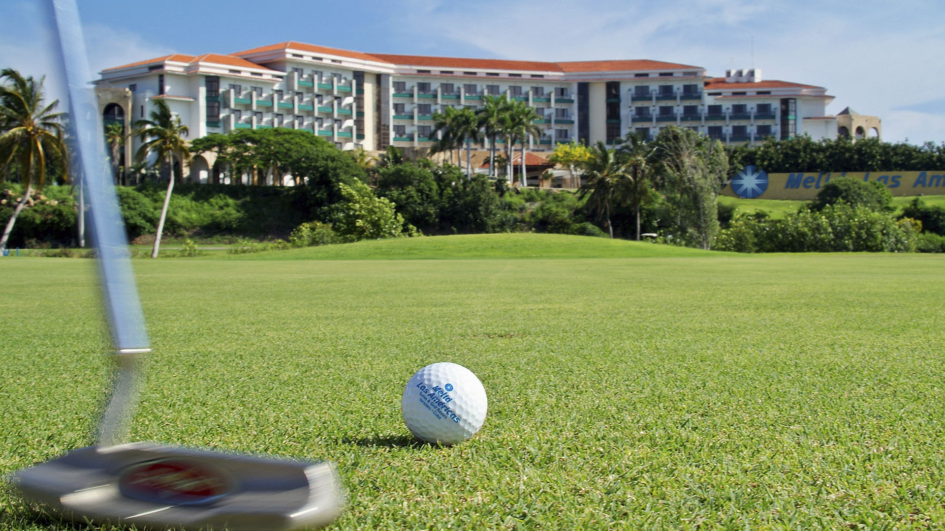 Melia Las Americas All Inclusive Golf & Bungalows